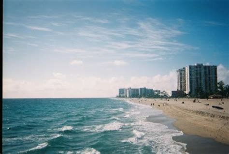 Vacation Home In Destin Florida - pompano beach from the fishing pier looking south picture of pompano beach florida tripadvisor