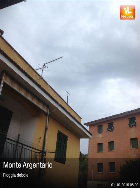 ilmeteo porto santo stefano foto meteo monte argentario monte argentario ore 8 01