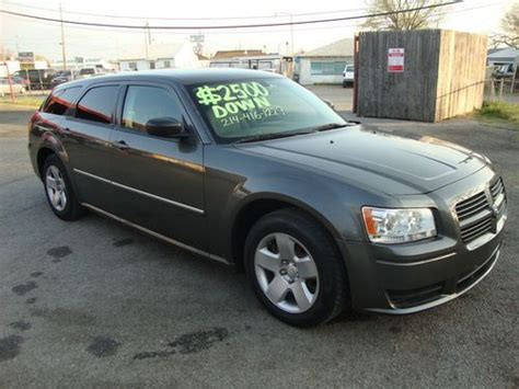 how to sell used cars 2008 dodge magnum security system find used 2008 dodge magnum brown automatic ac cd player clean title runs perfect in dallas