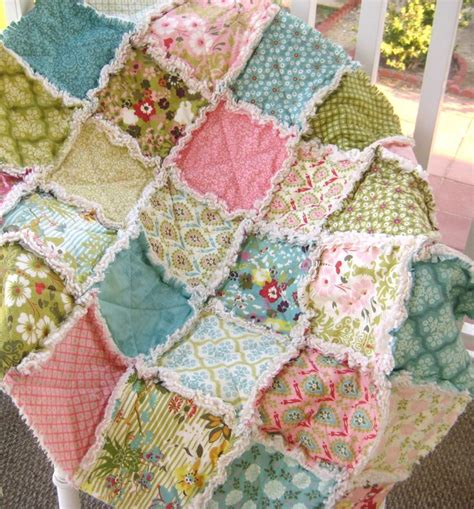 Patchwork Rag Quilt - 17 best images about quilts patchwork blankets on