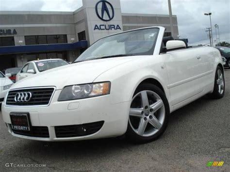 2004 arctic white audi a4 3 0 cabriolet 19818054
