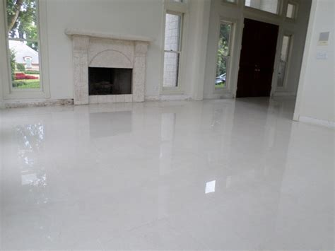 ceramic tile in living room polished porcelain 24 quot x24 quot tile with a 1 8 quot grout line