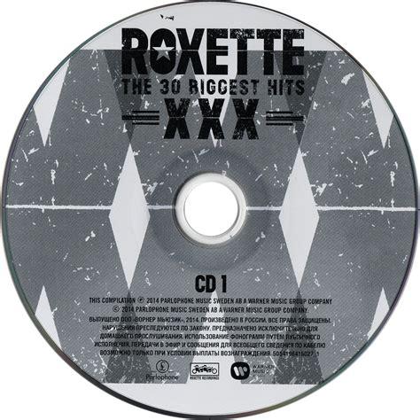 Cd Roxette The Ballad Hits 1 car 225 tula cd1 de roxette the 30 hits portada