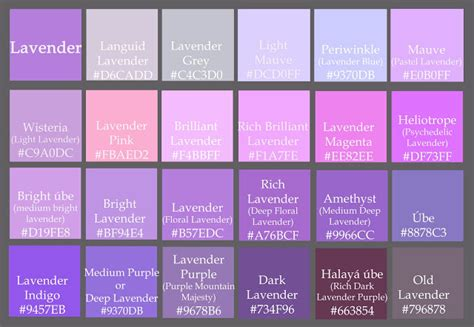 shades of lavender dark blue purple color name pictures to pin on pinterest pinsdaddy
