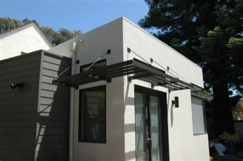 cantilever awning exteriors