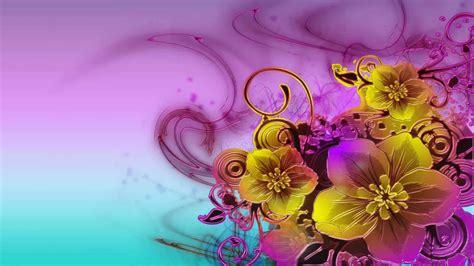 Wallpaper Flower Fantasy | hq wallpapers fantasy flower wallpapers