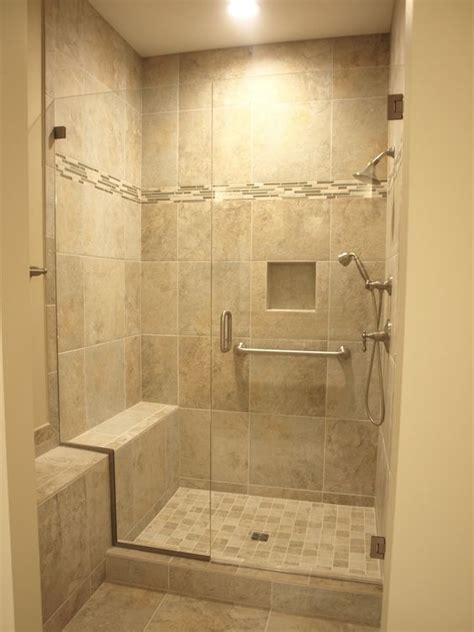 tub surround with single built in shower shelf marazzi oakland hills pinterest ceramics home and frameless