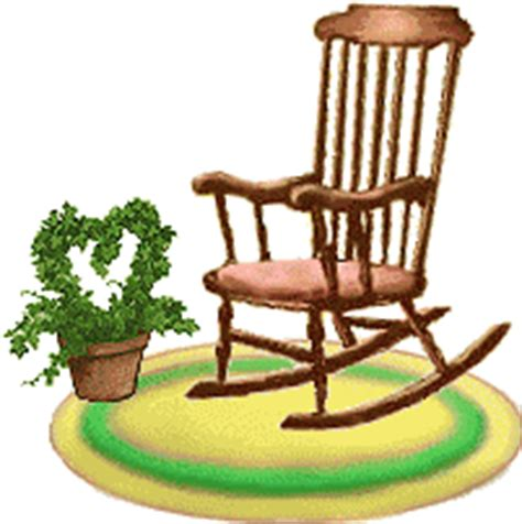 Animated Rocking Chair by Chairs Animated Images Gifs Pictures Animations 100