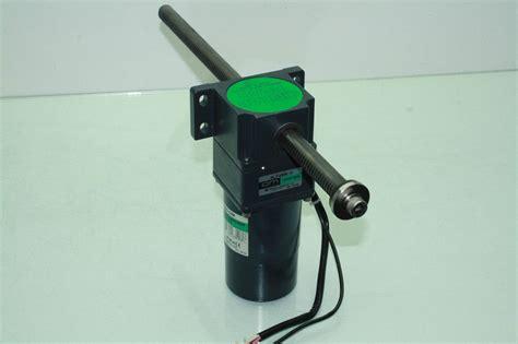 25w linear gear motor rack pinion ac speed