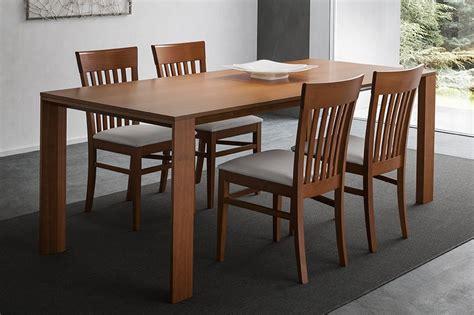 tavoli in ciliegio moderno tavolo allungabile in ciliegio edra napol arredamenti