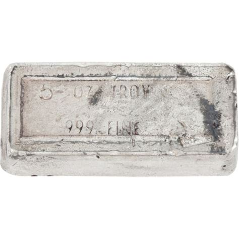 1 troy ounce sterling silver price a 5 ounce sterling silver bar 1974 total 1