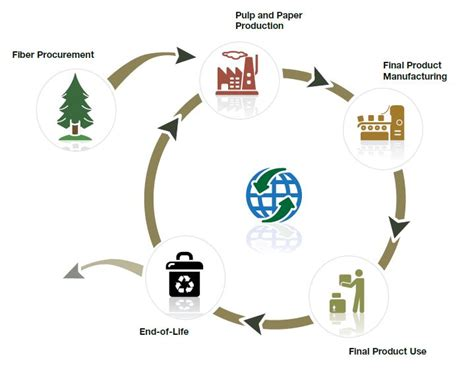 How To Make Paper Cycle - cycle assessment two sides