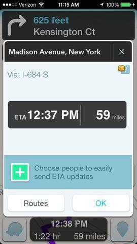 waze app android waze widgets finetune social navigation app cnet