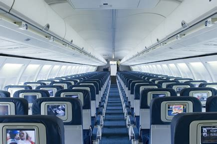 B757 Interior by Image Gallery Inside Delta Airplane