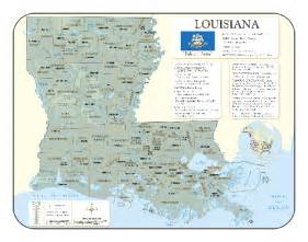 louisiana wall maps national geographic maps map quest