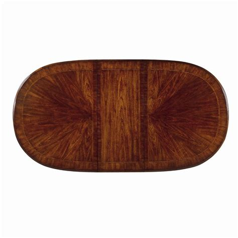 drew cherry dining table drew cherry grove 45th traditional oval dining