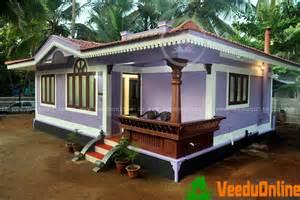 beautiful low cost kerala home design 647 sq ft
