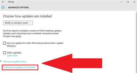how to disable windows 10 update windows 10 is stealing your internet bandwidth turn it off