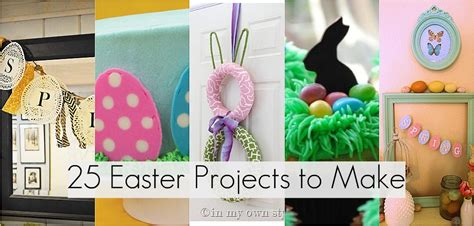 Garland Home Decor 25 Diy Easter Projects To Make