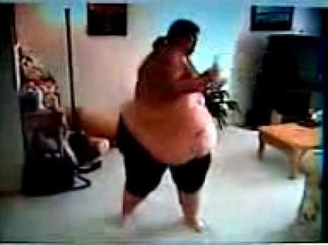imagenes chistosas gordas gorda bailando youtube