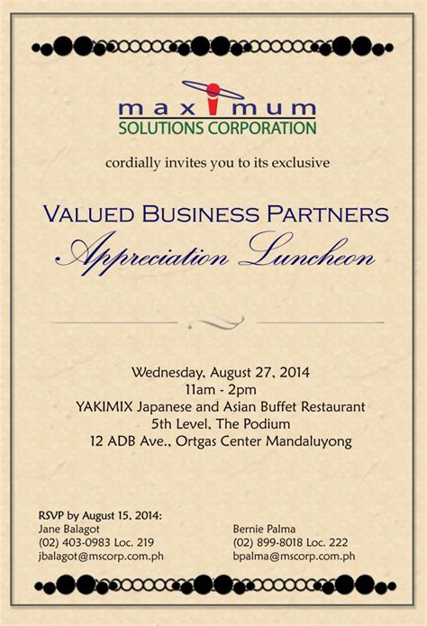 appreciation letter sle for business partner appreciation letter to business partner 28 images 41