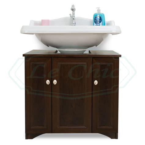 copricolonna bagno copricolonna da bagno con specchiera in stile arte povera