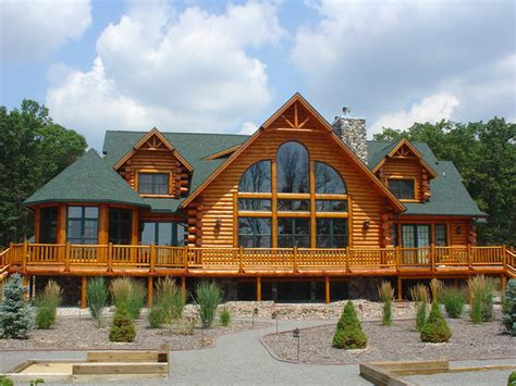 Log Cabin Houses | all about small home plans log cabin and homes 432575