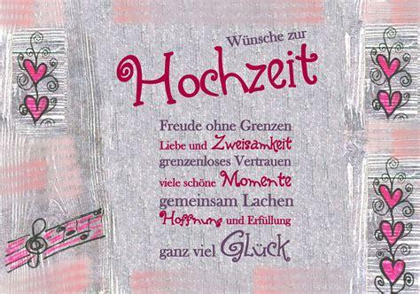 Zur Hochzeit by W 252 Nsche Zur Hochzeit Rsc Karten