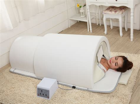 Tourmaline Detox Sauna by Luxurious Sauna Dome Far Infrared Sauna Dome Spa Capsule S