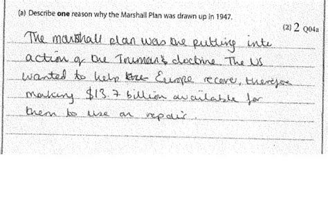 define sectionalism in history section 4 student model answers fhs history