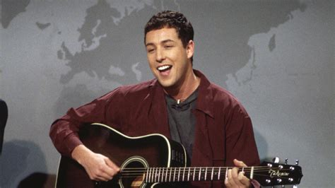 Wedding Song Adam Sandler by Why Adam Sandler S Thanksgiving Song Is A
