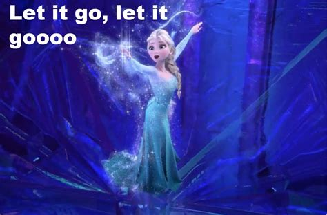 Let It Go Meme - site unavailable