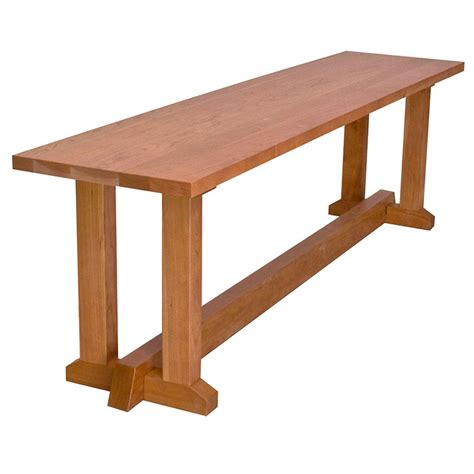trestle dining bench wood trestle bench solid wood dining furniture boston usa