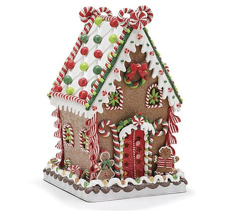 61 Best Gingerbread Decor Images On Pinterest Xmas Lights Gingerbread House