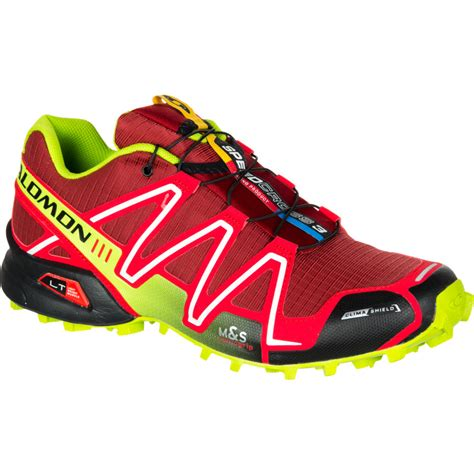 solomon trail running shoes salomon speedcross 3 climashield trail running shoe
