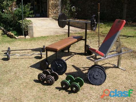 second hand bench press second hand gym equipment for sale in deneysville clasf