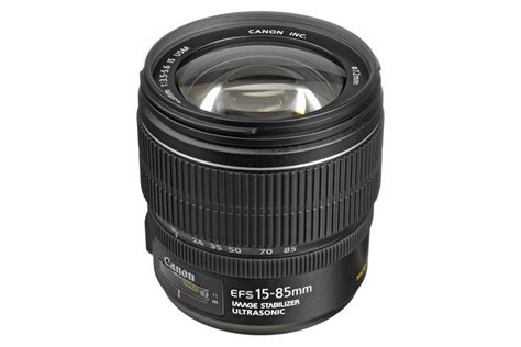 Lensa Canon 15 85mm Is Usm Canon Ef S 15 85mm F 3 5 5 6 Is Usm Lens