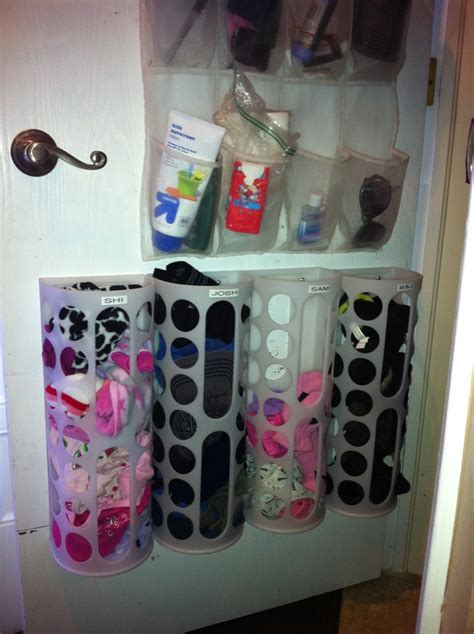 ikea bag holder coat closet organization hanging pockets and ikea bag