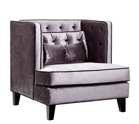black velvet sofa set armen living moulin sofa set velvet gray black piping