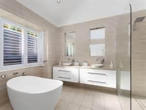 Bathroom Tile Colour Ideas Beige And White A Neutral Colour Scheme For The Bathroom Vanities Bath Floor Tiles