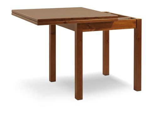 tavolo libro tavoli in pino tavolo a libro 80x80 arredamenti rustici