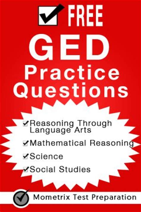 free ged for adults free ged practice questions repinned by chesapeake