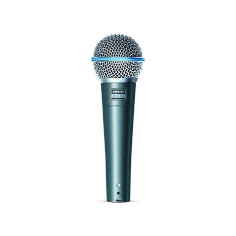 Mic Shure Beta 58 A shure beta 58a gesangsmikrofon