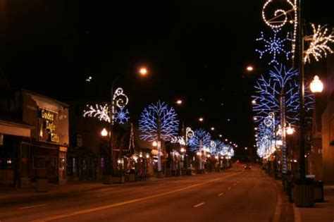 christmas lights 5am picture of gatlinburg sevier