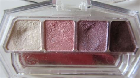 Canmake Four Shiny 03 canmake four shiny eyeshadow palette berry sherbet
