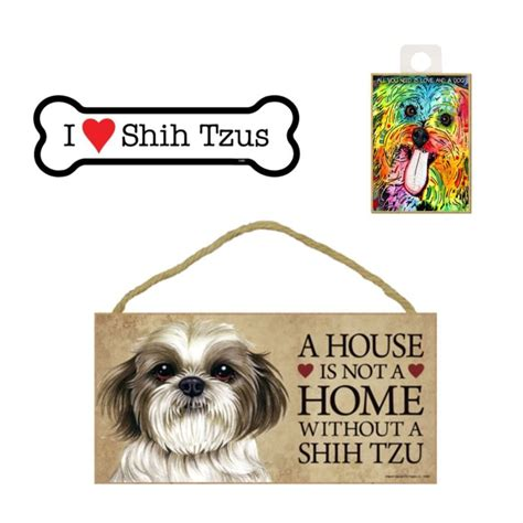 shih tzu items shih tzu items shop collectibles daily
