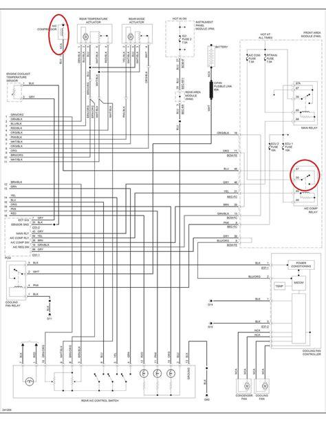 kia sorento wiring diagram mercury milan wiring diagram