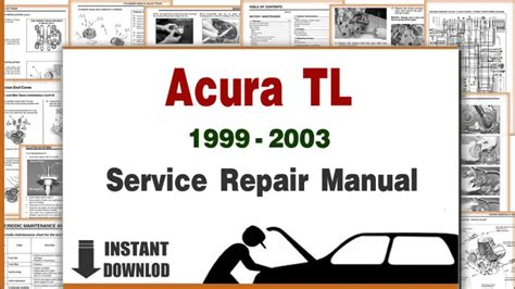 service and repair manuals 2003 acura rl free book repair manuals acura tl service repair manual 1999 2000 2001 2002 2003