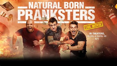 Natural Born Pranksters 2016 Natural Born Pranksters 2016 Official Trailer
