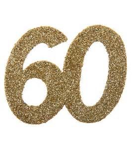 geburtstags streuteile quot 60 quot gold 6 x 5 cm 6 st 252 ck 60 geburtstag meilensteine